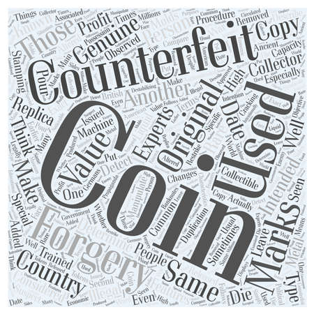counterfeit: BWCC detecting counterfeit coins