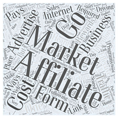 affiliate marketing cost effective way to advertise your business