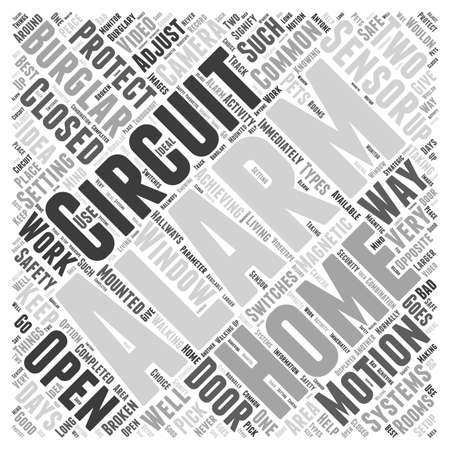 burglar: achieving safety with a burglar alarm