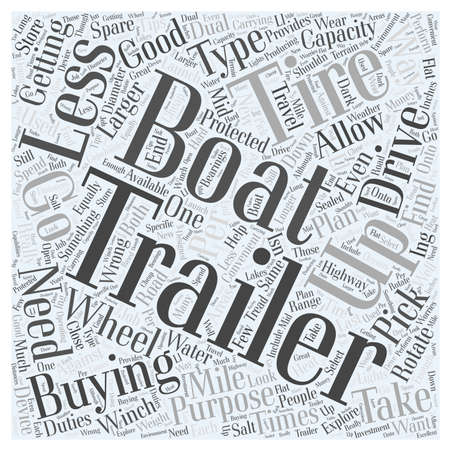 water s: Buying A Boat Trailer 428