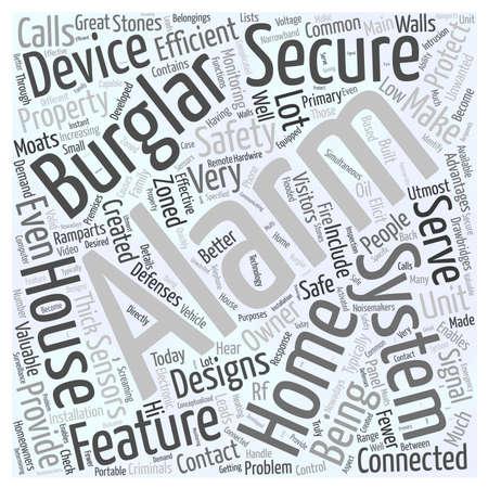 burglar: burglar alarm security system