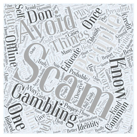 offline: BWG offline gambling scam