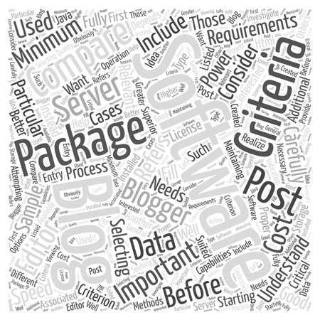 blogging: Blogging Software