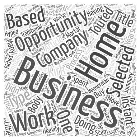 business opportunity: A Process For Selecting Your Work At Home Business Opportunity