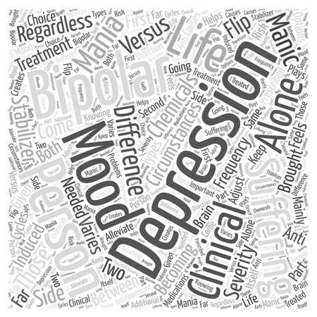 Bipolar Depression Versus Clinical Depression