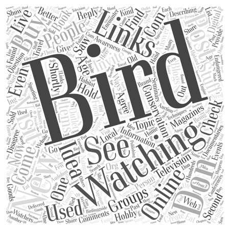 Bird Watching Links