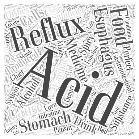 acid reflux medicine
