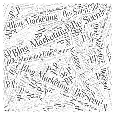 be: Blog Marketing Be Seen