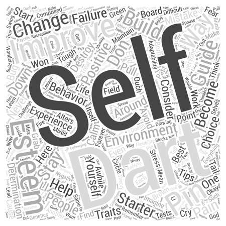 build your self esteem a starter guide to self improvement 版權商用圖片 - 67215960