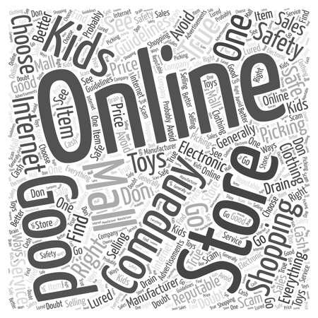 bw: BW Internet safety for kids24 Illustration