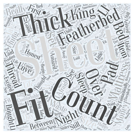 thread count: 1000 count sheets 16