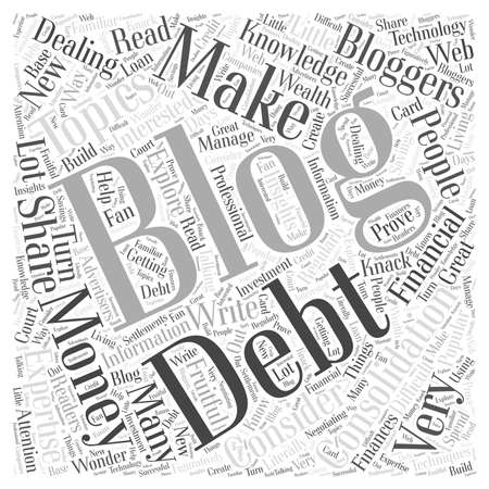 blogging consolidation debt and new information technology 239