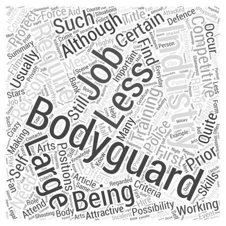 Bodyguard Jobs