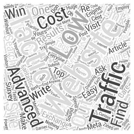 tactics: BW Low cost advanced website traffic tactics