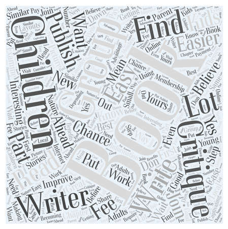 critique: How to Improve Your Chances of Publishing a Childrens Book word cloud concept