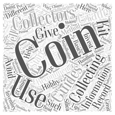 collecting: BWCC2 coin collecting kit