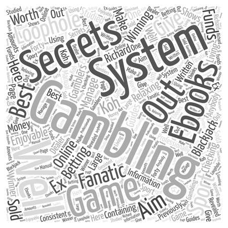 BWG best gambling ebooks