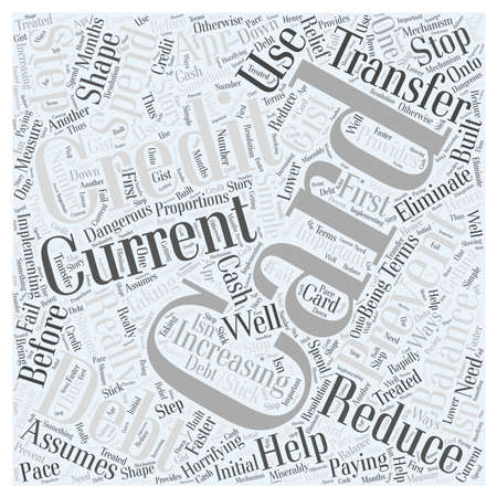 transfers: Stop Spending It Like You Have It To Spend word cloud concept