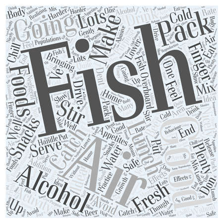 water s: ice fishing is great fun for families word cloud concept