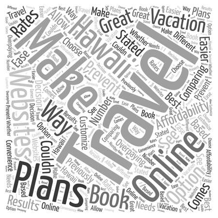 previously: How to Make Your Hawaii Travel Plans word cloud concept