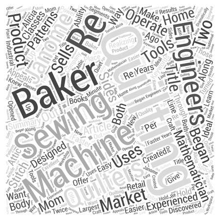 Mathematician Re engineers Quilting word cloud concept