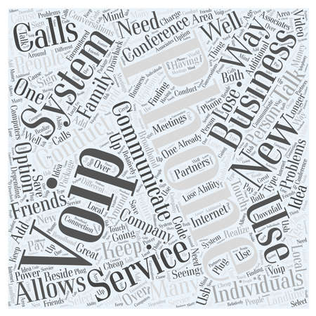 The New Age Of Communication For Businesses And Individuals word cloud concept