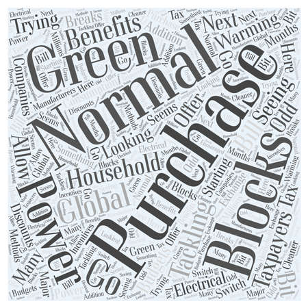 taxpayers: Tackling Global Warming word cloud concept