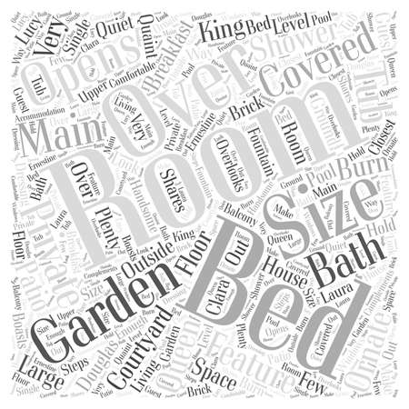 big size: The Burn word cloud concept