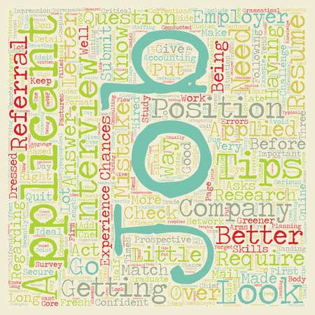 your job is to find a job dlvy nicheblower com text background wordcloud concept