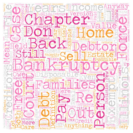 debtor: Will You Have to Pay Back the Debt Anyway text background wordcloud concept