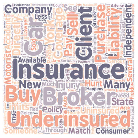 sell car: Why This Lawyer Says You Should Buy Car Insurance From An Independent Broker text background wordcloud concept