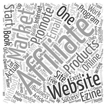 make summary: Website Or No Website text background wordcloud concept