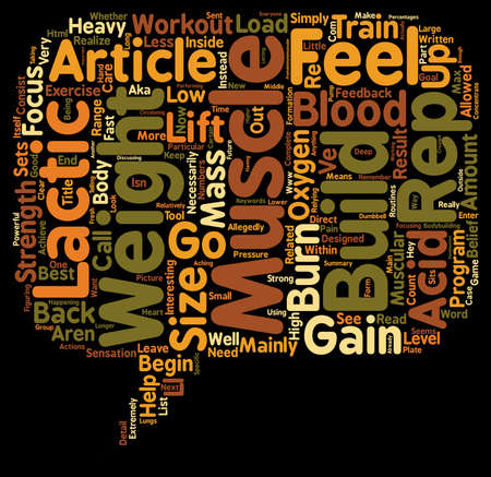 muscle gain: To Gain Muscle Weight Go For The Burn text background wordcloud concept