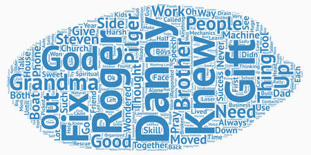 responded: The Good Talker text background wordcloud concept
