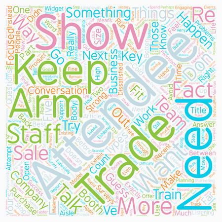 happening: Strong Arm Sales Stop Success Cold text background wordcloud concept Illustration
