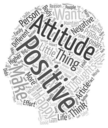 heard: Reasons To Stay Positive text background wordcloud concept