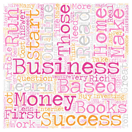 make summary: Read Your Way To Online Success How E Books Can Make You Wealthy text background wordcloud concept