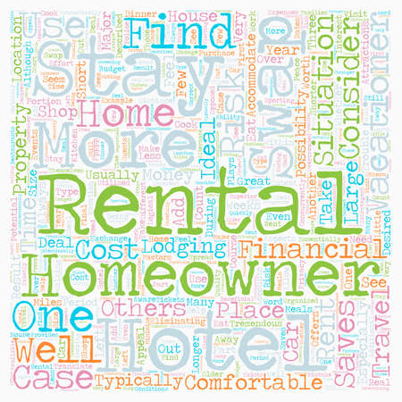 especially: Rental Swaps 1 text background wordcloud concept