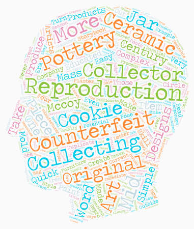 collectible: Repro is Not a Four Letter Word text background wordcloud concept Illustration