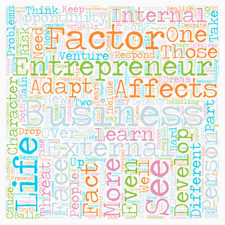 personal development entrepreneur business text background wordcloud concept