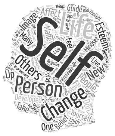 starter: Personal Development Starter Guide text background wordcloud concept