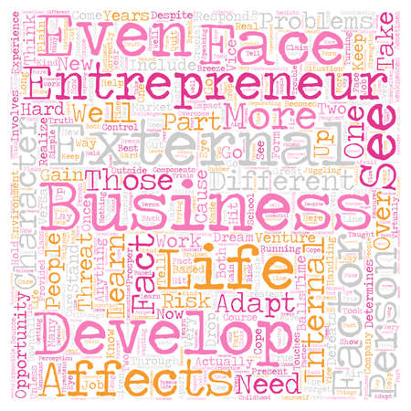 personal development entrepreneur business 1 text background wordcloud concept