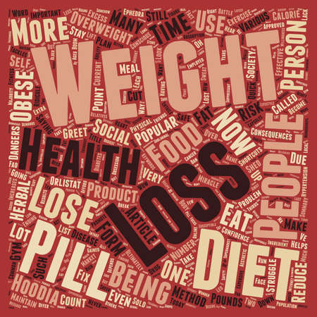 shortcuts: No Shortcuts to Health and Weight Loss text background wordcloud concept