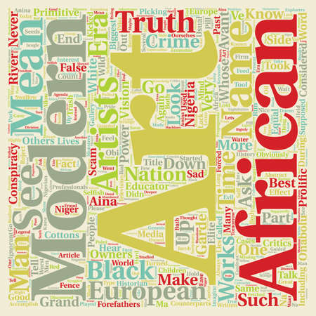 Modern Art a Conspiracy Part text background wordcloud concept
