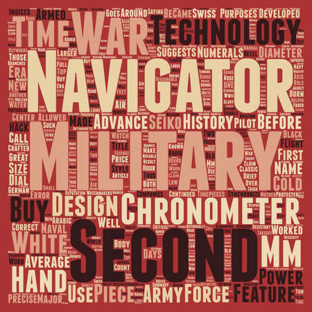 suggests: Military Watches text background wordcloud concept