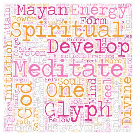 Metaphysical Development Disciplines Part 2 text background wordcloud concept