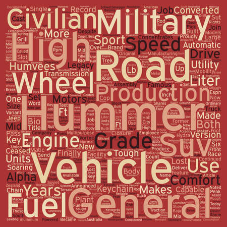 toughness: Military Grade Toughness Yet Comfortably Civilian text background wordcloud concept Illustration