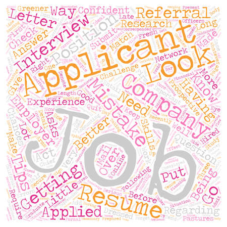greener: JH your job is to find a job text background wordcloud concept
