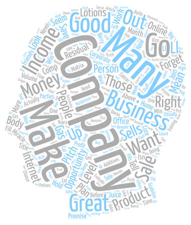 residual income: Is There An Online Business Right For You text background wordcloud concept
