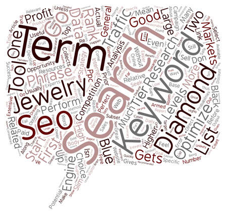 keyword research: Keyword Research And Analysis Strategies 1 Overview text background wordcloud concept